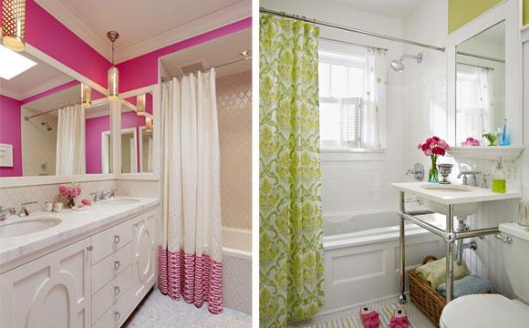 decoracao barata e bonita de banheiro