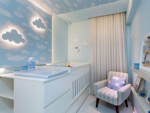 quarto para bebe decorado