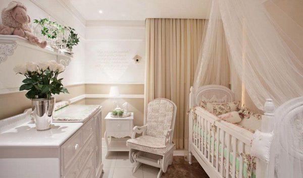quarto de bebe lindo decorado