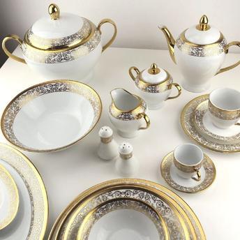 jogo de porcelana pa jantar