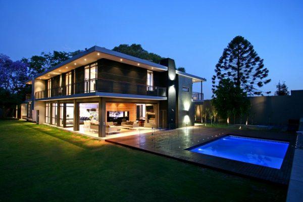 casas modernas grandes