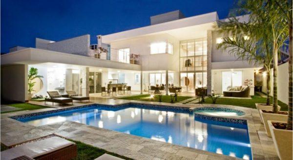 casas modernas grandes e lindas