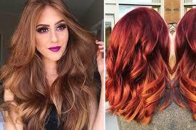 cabelos ruivos tonalidades