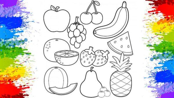 desenho educativo para crianca